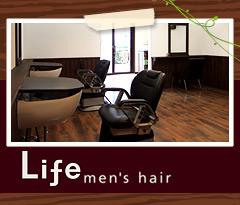Life men's hair